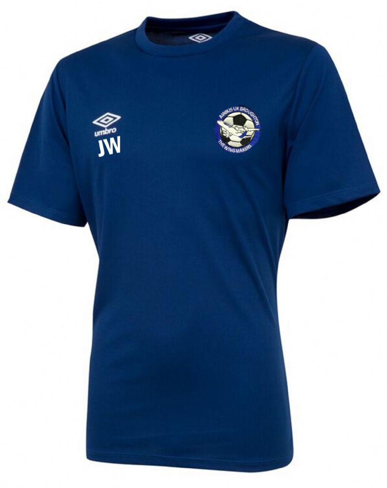 Airbus FC Club Training S/Sleeve Shirt (Unisex) Adult